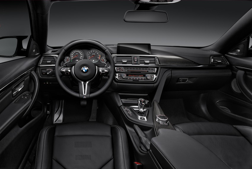 BMW M3 Sedan and M4 Coupe – full official details Image #216979