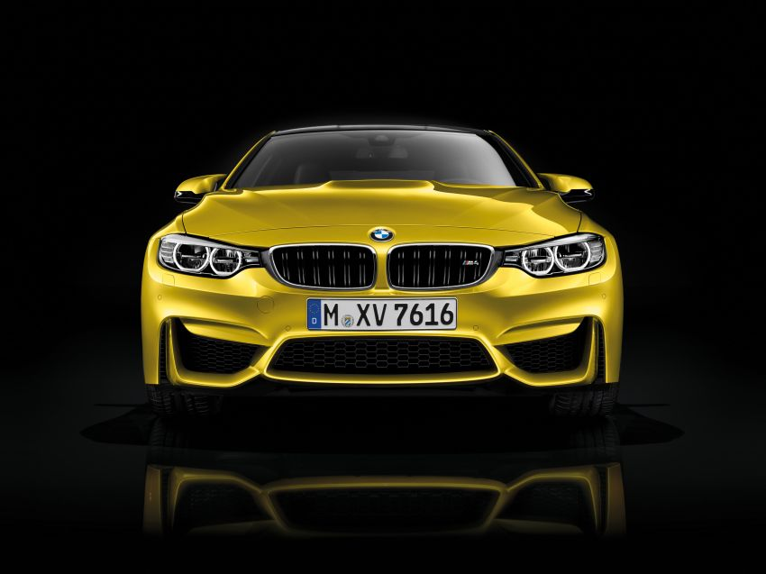 BMW M3 Sedan and M4 Coupe – full official details Image #216980