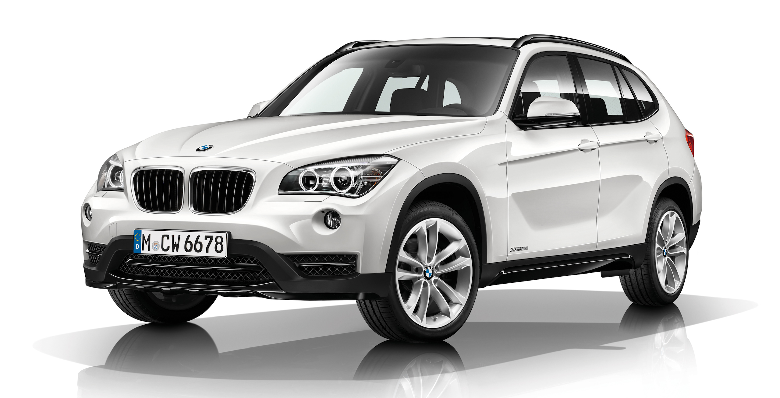 bmw x1 compact suv gets a minor refresh for 2014 image 217490