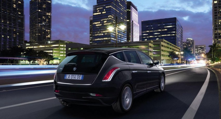 2014 Lancia Delta unveiled – new trim for the new year Image #219387