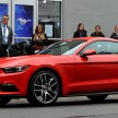 All-New Ford Mustang Unveiled