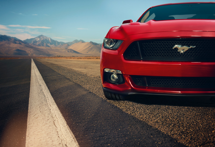 2015 Mustang Specs & Information: S550 Models, Engines, Colors & More...