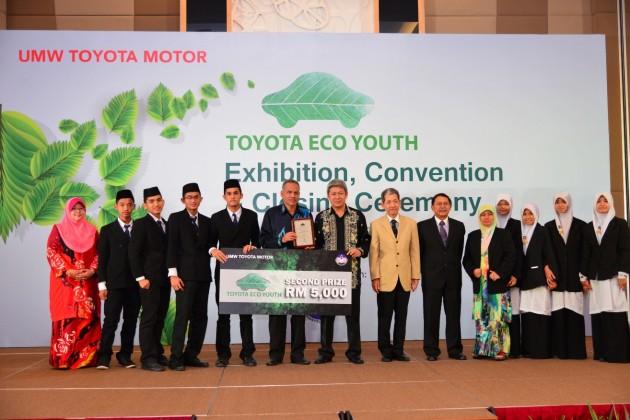 2nd Place - SMK (A) Wataniah