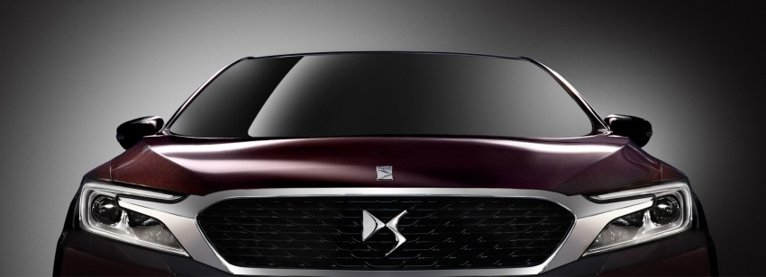 Citroen DS 5LS unveiled for the Chinese market Image #218353