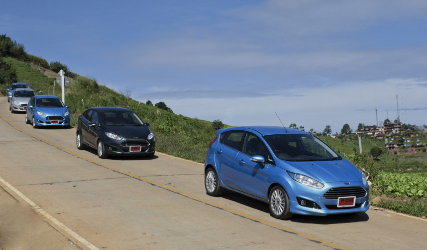 DRIVEN: 2014 Ford Fiesta 1.0 EcoBoost in Chiang Mai Image #216600