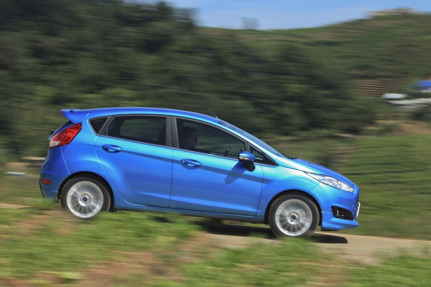 DRIVEN: 2014 Ford Fiesta 1.0 EcoBoost in Chiang Mai Image #216577