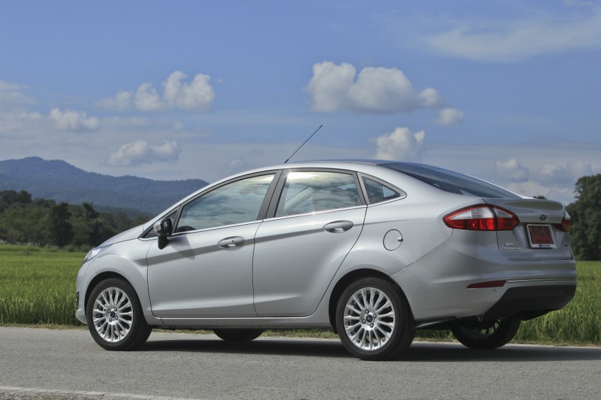 DRIVEN: 2014 Ford Fiesta 1.0 EcoBoost in Chiang Mai Image #216572