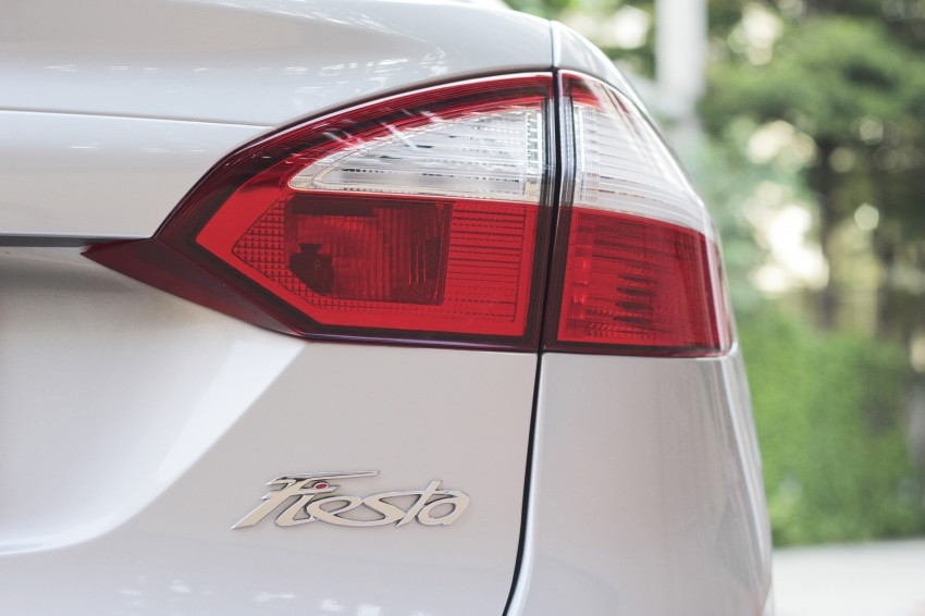 DRIVEN: 2014 Ford Fiesta 1.0 EcoBoost in Chiang Mai Image #216549