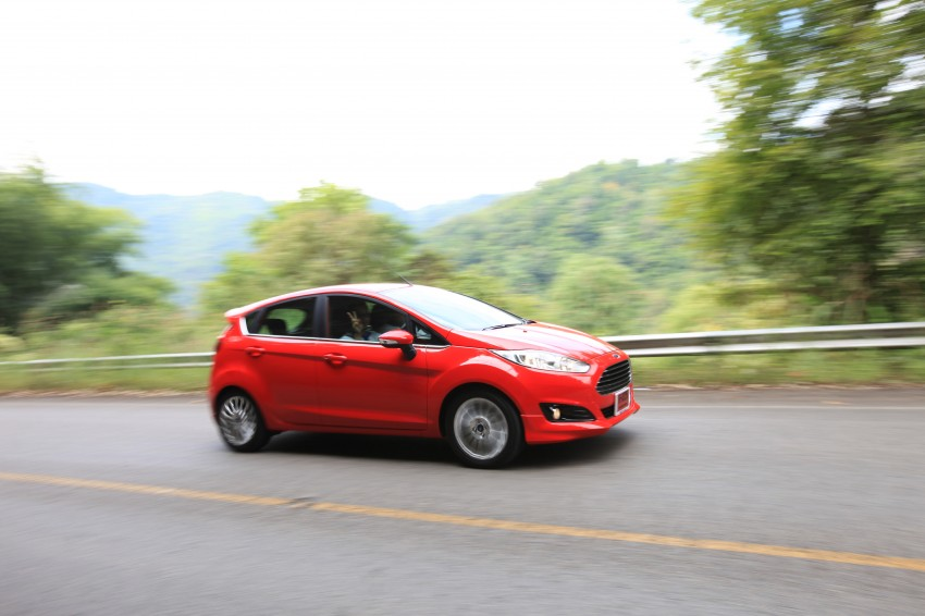 DRIVEN: 2014 Ford Fiesta 1.0 EcoBoost in Chiang Mai Image #216735