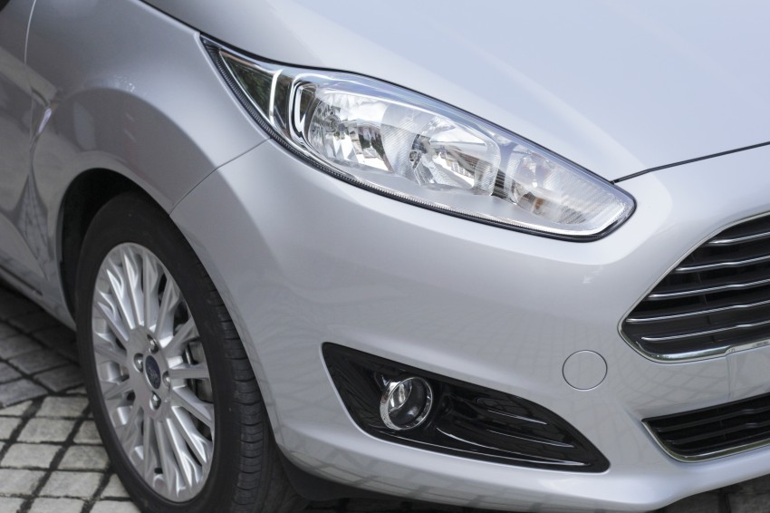 DRIVEN: 2014 Ford Fiesta 1.0 EcoBoost in Chiang Mai Image #216546