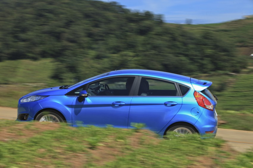 DRIVEN: 2014 Ford Fiesta 1.0 EcoBoost in Chiang Mai Image #216537