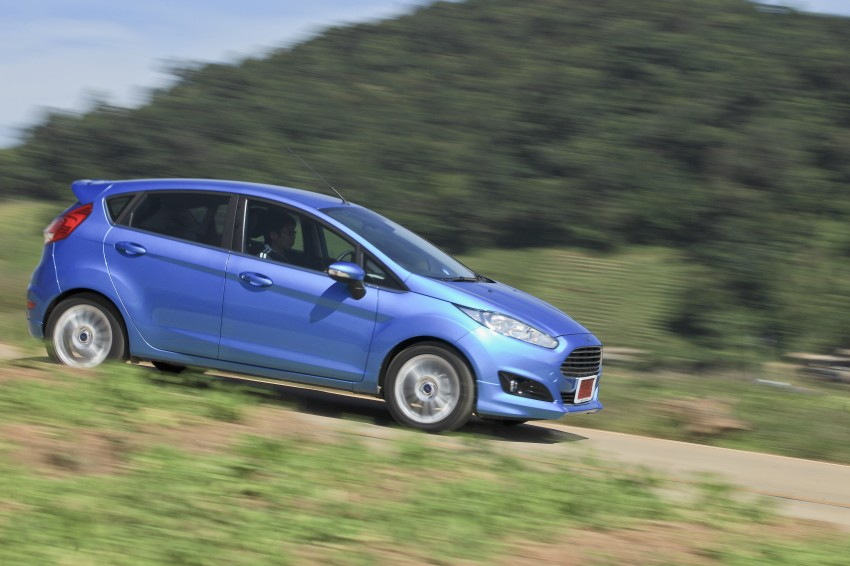 DRIVEN: 2014 Ford Fiesta 1.0 EcoBoost in Chiang Mai Image #216534