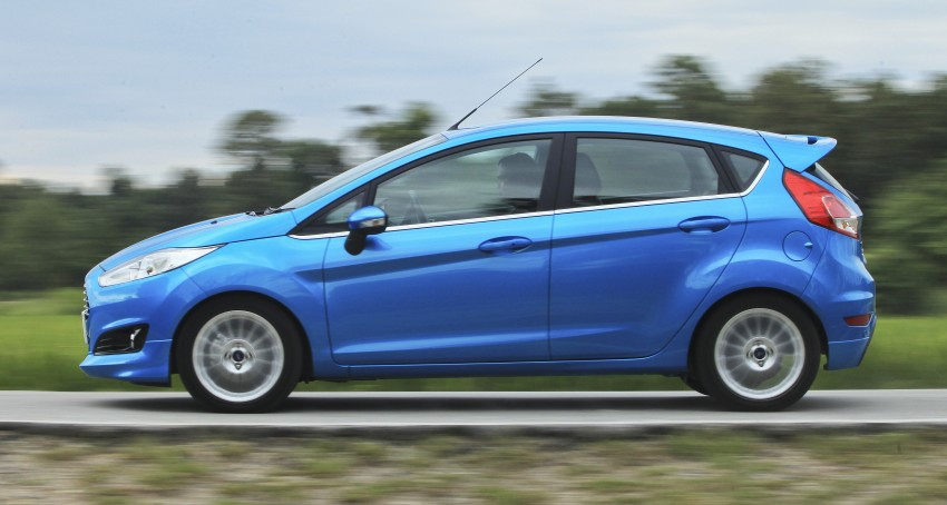 DRIVEN: 2014 Ford Fiesta 1.0 EcoBoost in Chiang Mai Image #216512