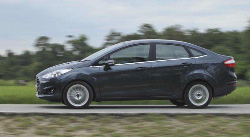 DRIVEN: 2014 Ford Fiesta 1.0 EcoBoost in Chiang Mai Image #216513