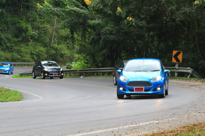 DRIVEN: 2014 Ford Fiesta 1.0 EcoBoost in Chiang Mai Image #216730