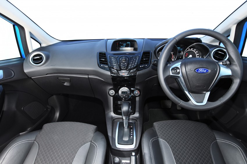 DRIVEN: 2014 Ford Fiesta 1.0 EcoBoost in Chiang Mai Image #216520