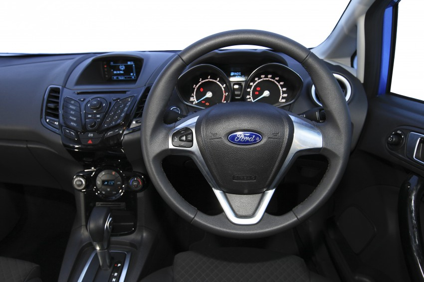 DRIVEN: 2014 Ford Fiesta 1.0 EcoBoost in Chiang Mai Image #216519