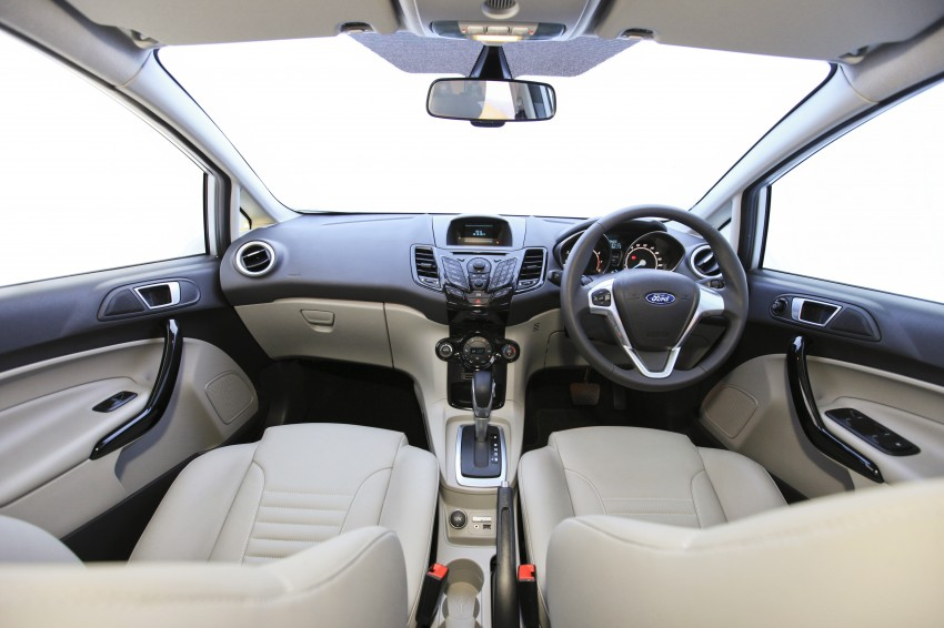 DRIVEN: 2014 Ford Fiesta 1.0 EcoBoost in Chiang Mai Image #216517