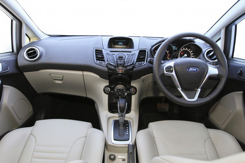 DRIVEN: 2014 Ford Fiesta 1.0 EcoBoost in Chiang Mai Image #216516