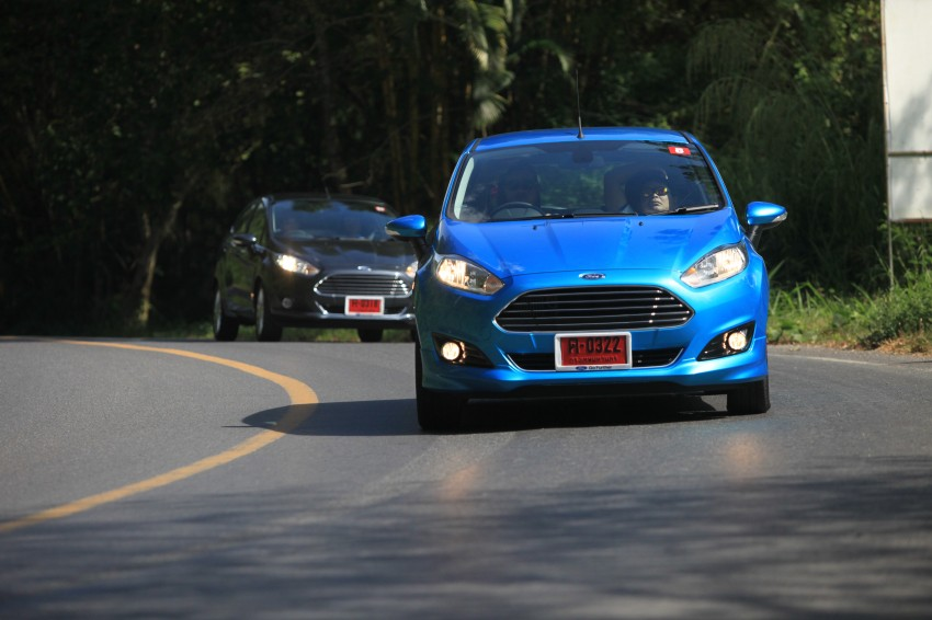 DRIVEN: 2014 Ford Fiesta 1.0 EcoBoost in Chiang Mai Image #216697
