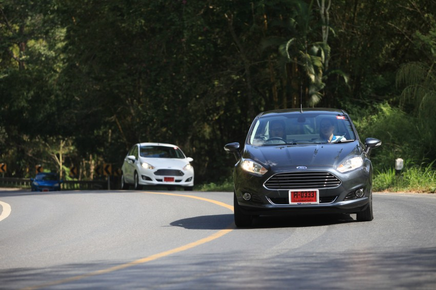 DRIVEN: 2014 Ford Fiesta 1.0 EcoBoost in Chiang Mai Image #216695