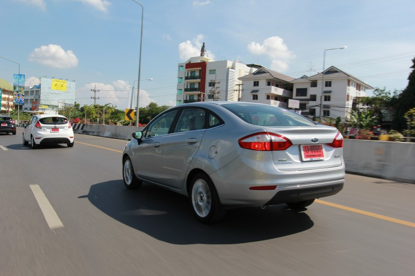 DRIVEN: 2014 Ford Fiesta 1.0 EcoBoost in Chiang Mai Image #216687