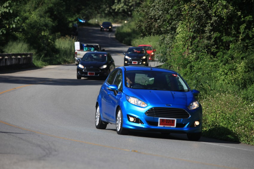 DRIVEN: 2014 Ford Fiesta 1.0 EcoBoost in Chiang Mai Image #216681