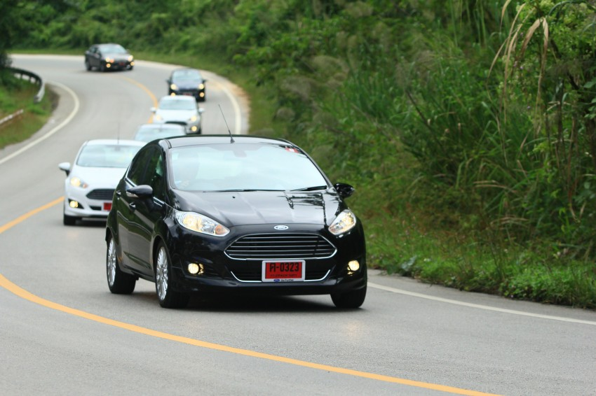 DRIVEN: 2014 Ford Fiesta 1.0 EcoBoost in Chiang Mai Image #216654