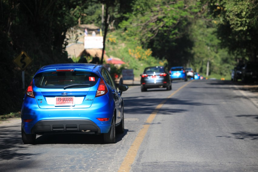 DRIVEN: 2014 Ford Fiesta 1.0 EcoBoost in Chiang Mai Image #216651