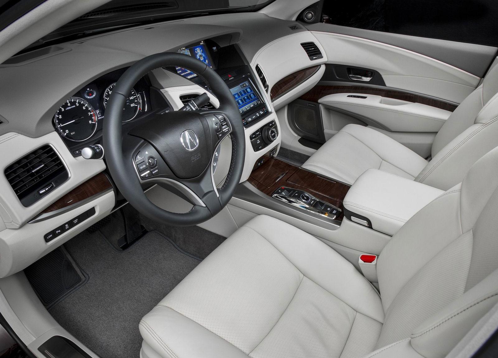 2010 Acura RLX Sport Hybrid photo - 3