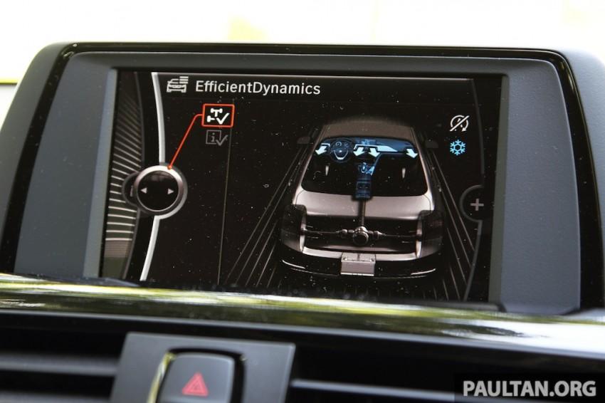 DRIVEN: F30 BMW 320i Sport Line – entry-levelled up? Image #218976