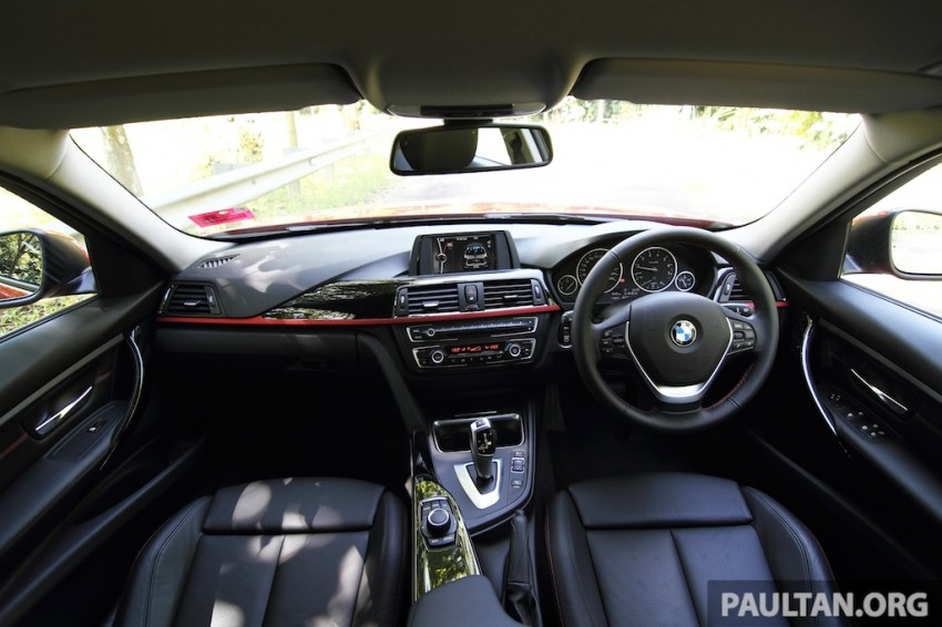 DRIVEN: F30 BMW 320i Sport Line – entry-levelled up? Image #218974
