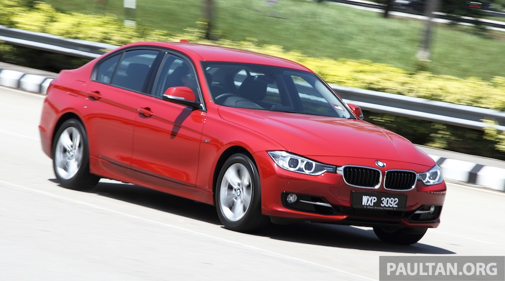 Bmw 320i 2013 >> DRIVEN: F30 BMW 320i Sport Line – entry-levelled up? Paul Tan - Image 218958