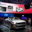 All-New Ford Mustang Reveal in Barcelona