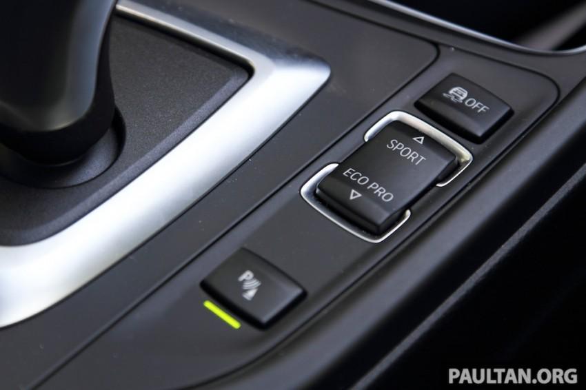 DRIVEN: F30 BMW 320i Sport Line – entry-levelled up? Image #218979