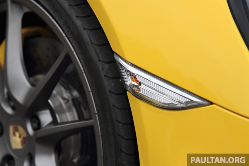 DRIVEN: 981 Porsche Boxster S 3.4 PDK Image #218940