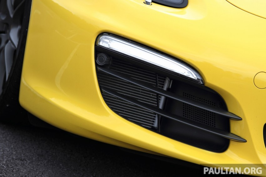 DRIVEN: 981 Porsche Boxster S 3.4 PDK Image #218939