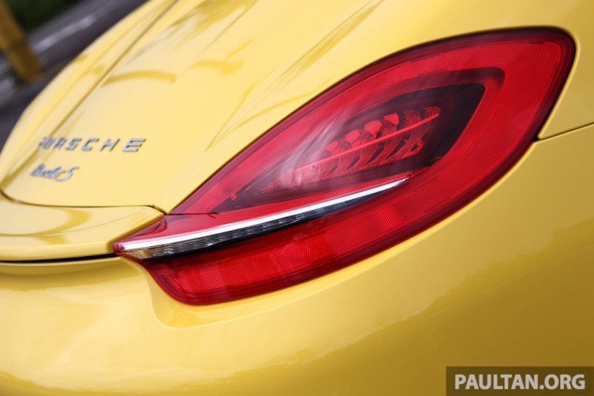 DRIVEN: 981 Porsche Boxster S 3.4 PDK Image #218936