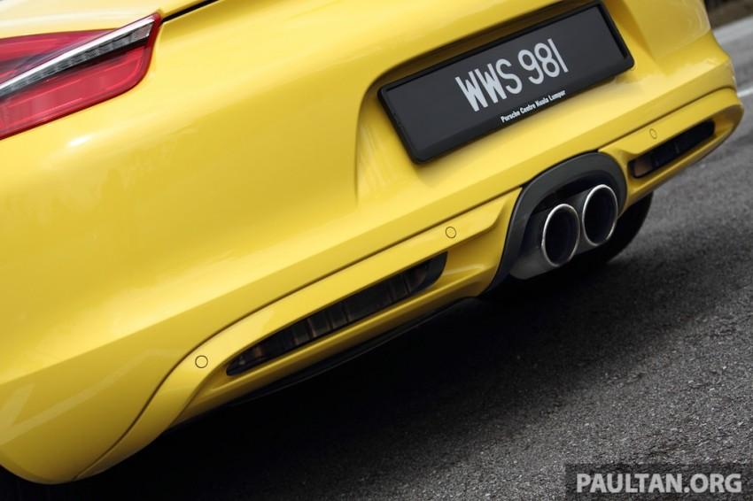 DRIVEN: 981 Porsche Boxster S 3.4 PDK Image #218933