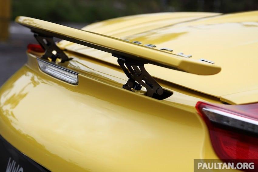 DRIVEN: 981 Porsche Boxster S 3.4 PDK Image #218931