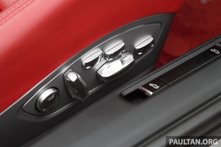 DRIVEN: 981 Porsche Boxster S 3.4 PDK Image #218929