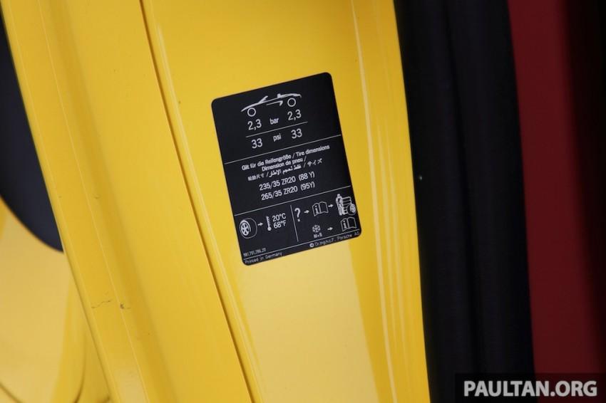 DRIVEN: 981 Porsche Boxster S 3.4 PDK Image #218928