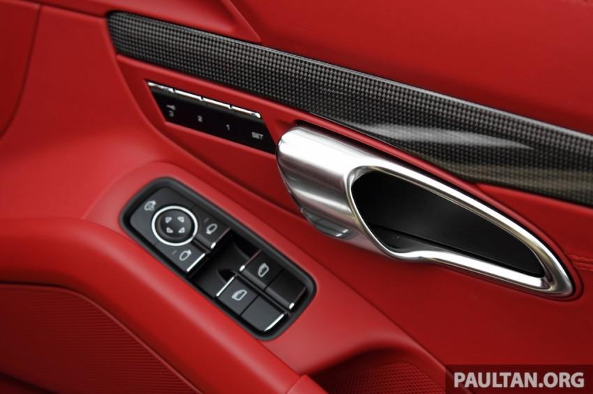 DRIVEN: 981 Porsche Boxster S 3.4 PDK Image #218927