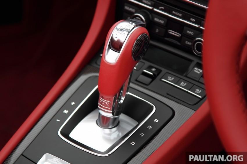 DRIVEN: 981 Porsche Boxster S 3.4 PDK Image #218922