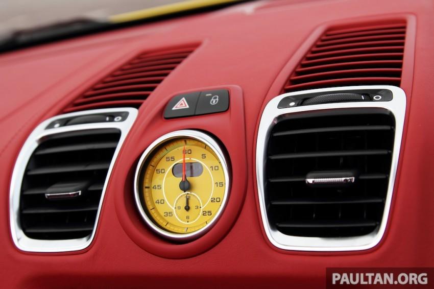 DRIVEN: 981 Porsche Boxster S 3.4 PDK Image #218919