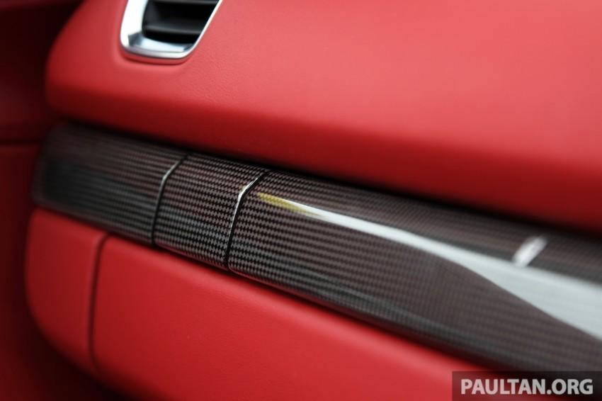 DRIVEN: 981 Porsche Boxster S 3.4 PDK Image #218918