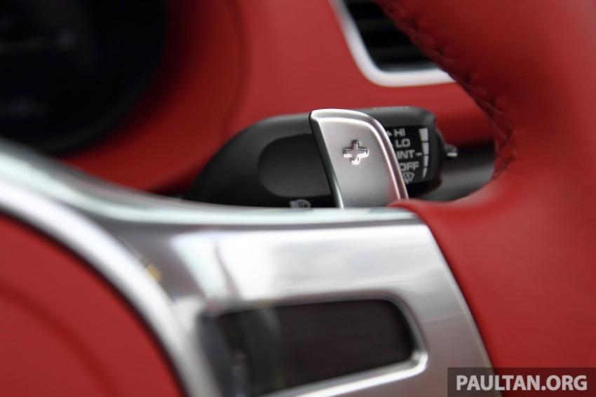DRIVEN: 981 Porsche Boxster S 3.4 PDK Image #218916