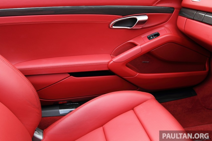 DRIVEN: 981 Porsche Boxster S 3.4 PDK Image #218914