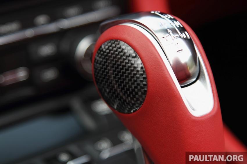DRIVEN: 981 Porsche Boxster S 3.4 PDK Image #218909