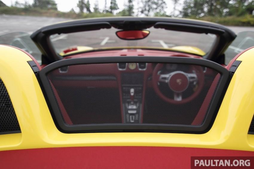 DRIVEN: 981 Porsche Boxster S 3.4 PDK Image #218898